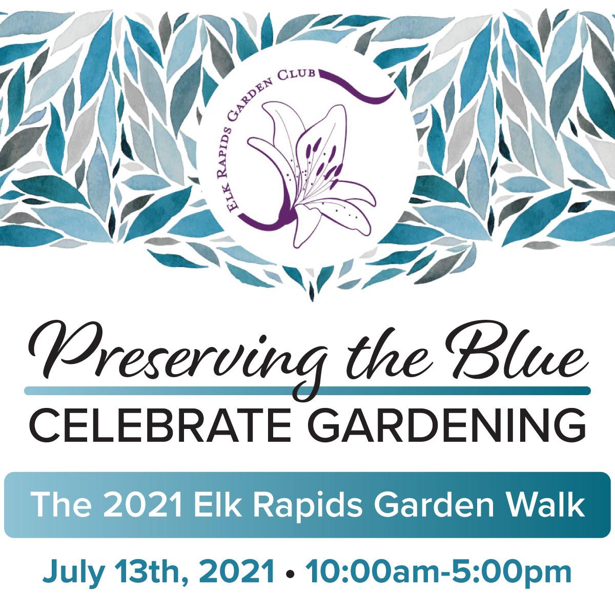 Elk Rapids Garden Walk 2021